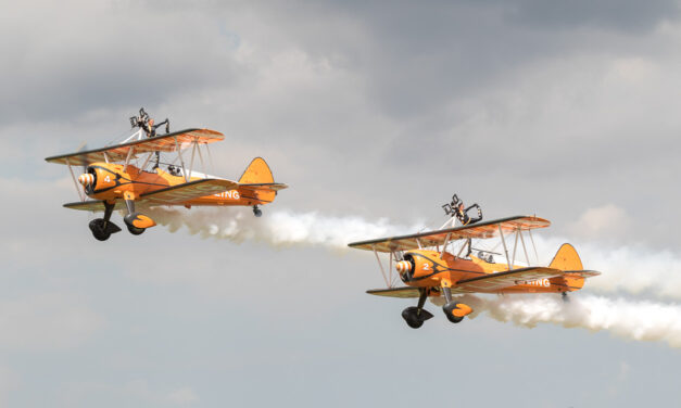 Airshow Oostwold 2017